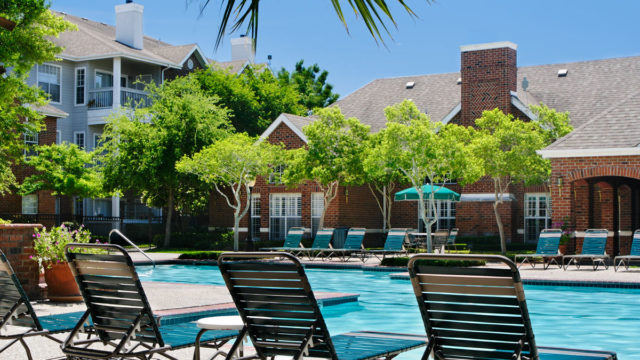 Texas Multifamily is an example of a 1031 Exchange property