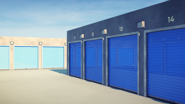 Storage Facilities are a common 1031 exchange property
